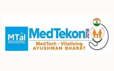 NITI Aayog Member Dr VK Paul to inaugurate MTaI MedTekon 2018