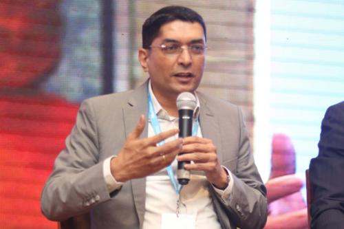 The session is being chaired by Mr Madan Krishnan, Managing Director, Indian Sub-continent, Medtronic at MTaI MedTekon 2018