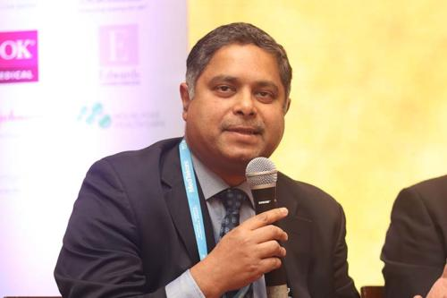 "Mr Sunil Vasanth, General Manager, India and South East Asia, Alcon is chairing the session, ""Contribution of Medical Technology Industry in skilling the healthcare workforce"" at MTaI MedTekon 2018"
