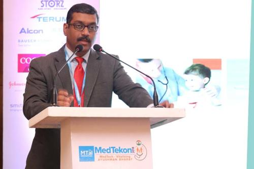 Welcome Address by Mr Badhri Iyengar, Chairman, MTaI MedTekon2018 & Managing Director, Smith & Nephew, South Asia
