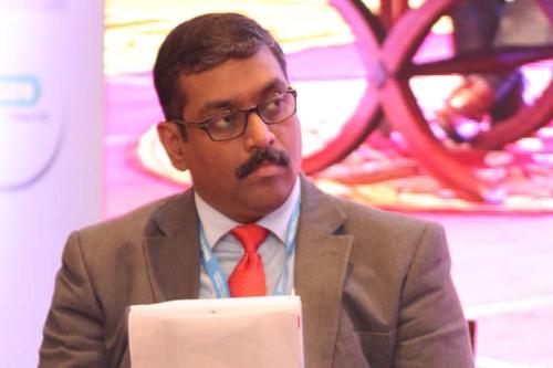 The session is being chaired by Mr Badhri Iyengar, Managing Director, Smith & Nephew, India