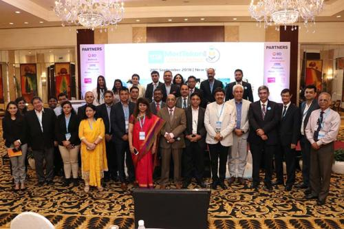 Group photo at the conclusion of MTaI MedTekon 2018